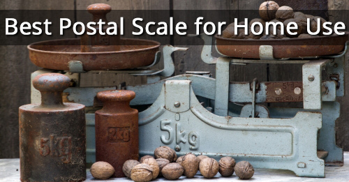Best Postal Scale for Home Use