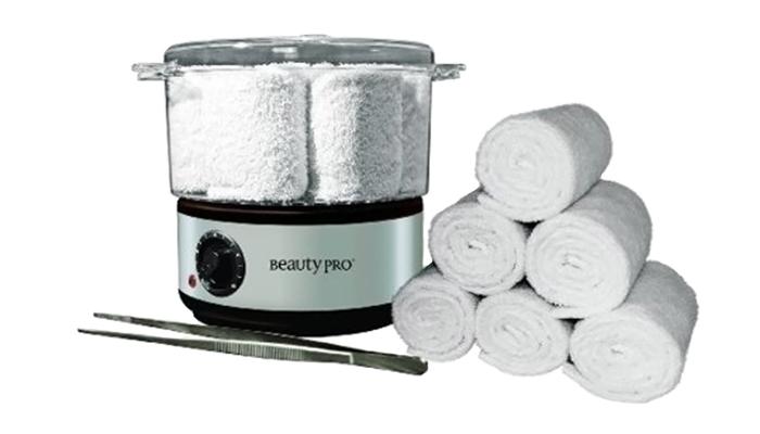 Beauty Pro Hot Towel Warmer