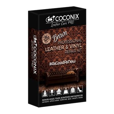 Coconix Brown Leather Repair Kit