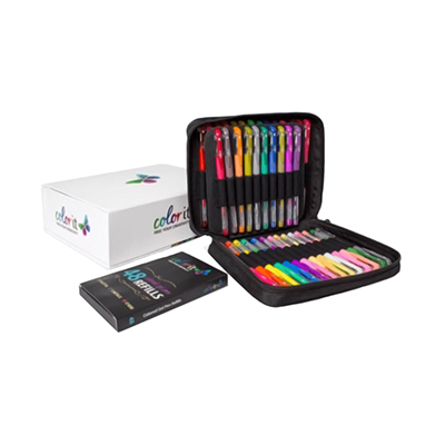 ColorIt Gel 48 Gel Pens