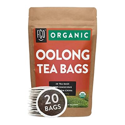 FGO Organic Oolong Tea Bags