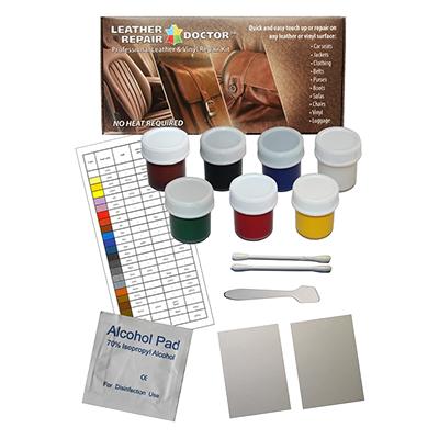 Leather Repair Doctor Complete DIY Kit