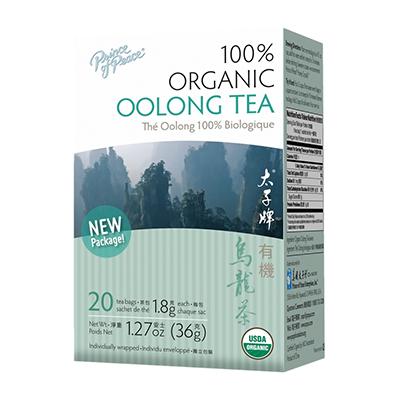 Prince Of Peace Organic Oolong Tea