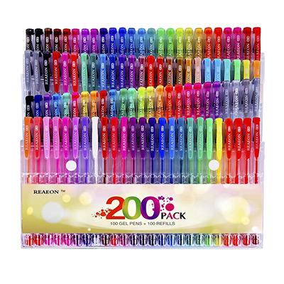 Reaeon 100 Gel Pen Set