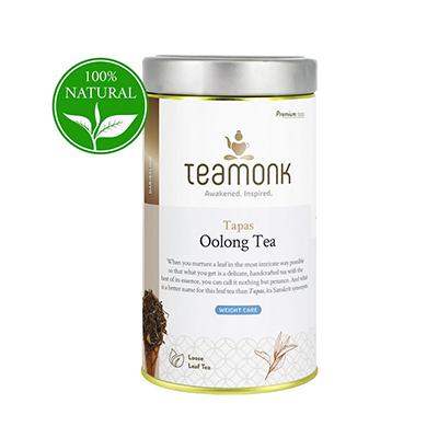 Teamonk Tapas Oolong Tea